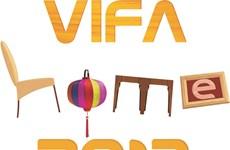 Hội chợ đồ gỗ và trang trí nội thất Việt Nam 2013