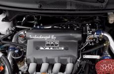 Hãng xe Honda phát triển động cơ xăng tăng áp mới
