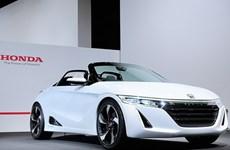 Honda mang nhiều mẫu xe mới đến Motor Show 2013