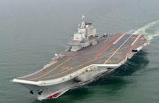 Tàu Liêu Ninh né đường qua Senkaku để tới biển Đông