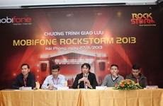Nhiều ưu đãi mới với gói cước MobiFone RockStorm
