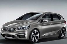 Hãng xe BMW mang mẫu Active Tourer mới tới Mỹ