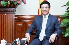 Ngoại giao Việt Nam chủ động, tích cực hội nhập quốc tế