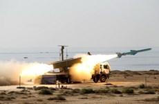 Iran thử thành công tên lửa Qader có tầm bắn 200km