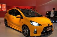 Aqua - mẫu xe bán chạy nhất ở Nhật trong năm 2013