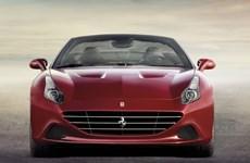 Ferrari chính thức giới thiệu mẫu xe California T mới