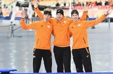 Olympic Sochi: Na Uy lên thứ 2, Nga tụt xuống thứ 5