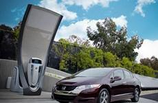 Honda, Toyota bán xe chạy pin nhiên liệu trong năm 2015