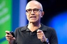 Tân CEO Microsoft được yêu mến hơn người tiền nhiệm