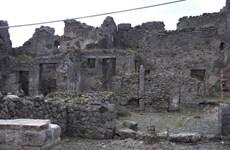 """Lắp vệ tinh và thiết bị cảm biến """"cứu"""" khu di tích Pompeii"""