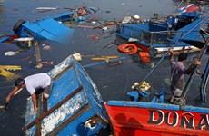 Chile đẩy mạnh công tác cứu trợ sau các trận động đất