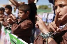 Tù nhân Palestine tại Israel có kế hoạch biểu tình lớn