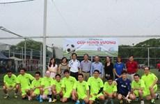 Cộng đồng người Việt tại Singapore kỷ niệm ngày Giỗ tổ