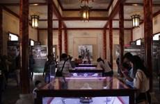 Triển lãm báu vật Hoàng cung tại Đại nội dịp Festival Huế