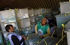Afghanistan lùi thời gian công bố kết quả bầu cử tổng thống