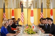 Nhật Bản và Mỹ bày tỏ lo ngại về tranh chấp Nhật-Trung