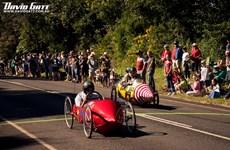Australia tổ chức đua xe tự chế để bảo vệ môi trường