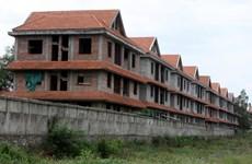 Hà Nội phát hiện 336 dự án có dấu hiệu vi phạm về đất đai