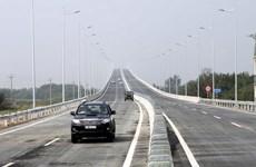 Tuyến cao tốc TP.HCM-Long Thành-Dầu Giây có hiện tượng lún