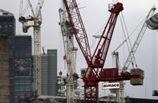 Kinh tế nước Anh tiếp tục có thêm những gam màu sáng