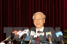 Bài phát biểu của Tổng Bí thư bế mạc Hội nghị TW Đảng lần 9