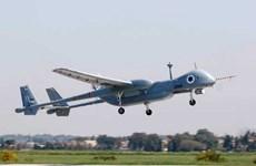 Đức tiếp tục sử dụng máy bay không người lái của Israel