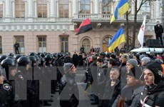 Ukraine: Maidan sẽ không giải tán khi chưa đạt được yêu sách