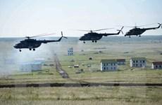 Quân đội Nga cải thiện khả năng cơ động để đối phó với NATO