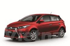 Toyota Việt Nam phân phối hai phiên bản Yaris 2014