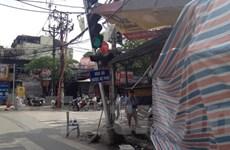Hà Nội: Bình gas nổ như bom ở quán bia hơi phố Tô Hiệu