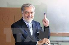 Ứng cử viên tổng thống Afghanistan dọa bác bỏ kết quả bầu cử