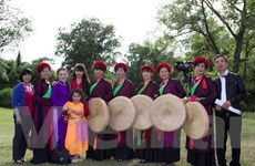 Việt Nam tham dự Lễ hội đa văn hóa quốc tế tại Đức