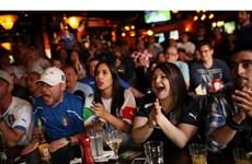 Bi kịch rượu bia gia tăng cùng sức nóng từ World Cup