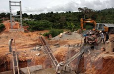 Đắk Nông xây dựng cầu treo cho đồng bào dân tộc thiểu số