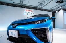 Toyota có kế hoạch bán xe chạy pin nhiên liệu ở Nhật Bản