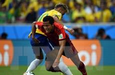 Tứ kết Brazil - Colombia: Các vũ công không biết nhảy Samba?