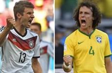 Brazil - Đức: Khi họng súng xe tăng hướng về xứ sở Samba