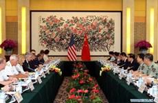 Trung Quốc - Mỹ đối thoại an ninh chiến lược lần thứ tư