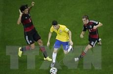 """HLV tuyển Argentina """"xát muối"""" vào lòng cổ động viên Brazil"""