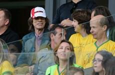 """Ca sĩ Mick Jagger bị coi là """"tội đồ"""" dẫn đến thất bại của Brazil"""