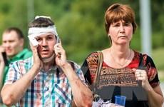 Nga chọn ngày để tang các nạn nhân tai nạn tàu điện ngầm