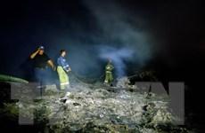 Australia đề nghị tham gia điều tra vụ máy bay MH17 bị rơi