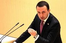 Thủ tướng Gruzia Irakly Garibashvili tiến hành cải tổ nội các