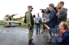 Ukraine sẵn sàng trao vai trò điều phối MH17 cho Phương Tây