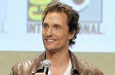 Christopher Nolan và McConaughey xuất hiện tại Comic-Con