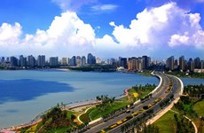 Singapore-Trung Quốc tăng cường quan hệ kinh tế và xã hội