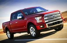 Hãng Ford tăng giá bán mẫu xe bán tải F-150 đời 2015