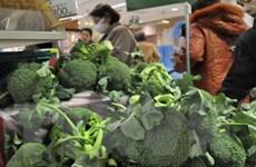 Nhật Bản chỉ trích việc Nga cấm nhập nông sản của nhiều nước