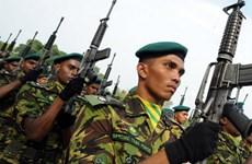 Đại biểu 55 nước tham dự diễn đàn quốc phòng tại Sri Lanka