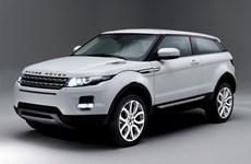 Mẫu xe Range Rover là sự lựa chọn số một của các cầu thủ